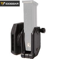 IDOGEAR Magazine Pouch Mag Holder IPSC USPSA IDPA Pistol Competition Multi-Angle