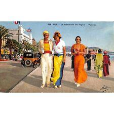 [06] Nice - La Promenade des Anglais. Pyjamas.