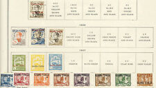 France 1908-1937 Offices in Indo China Lot of 15 Stamps MH FREE Ship after 1st L