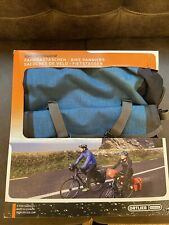 Ortlieb Bike Packer Plus Panniers - New - Denim Blue