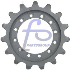 Sprocket 304-1870 for CAT 239D 249D 259D 259B3 12 Holes 15 Teeth