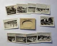 Adrion 10 Fotos Ostseebad Zinnowitz um 1955 Ansichten Mecklenburg-Vorpommern xz