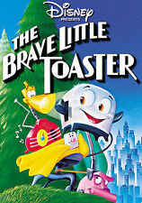 The Brave Little Toaster (DVD,1987)