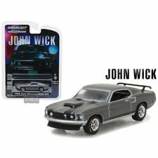Greenlight 1/64 Hollywood Series 18 John Wick 1969 Ford Mustang BOSS 429 44780-E