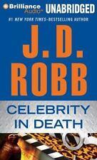 In Death: Celebrity in Death 34 by J. D. Robb (2012, CD, Unabridged)