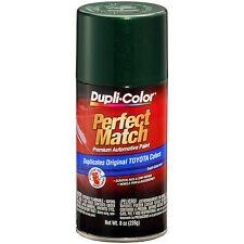 Duplicolor Bty1603 For Toyota Code 6q7 Dark Green Mica Aerosol Spray Paint 6