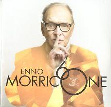 MORRICONE ENNIO MORRICONE 60 YEARS OF MUSIC DOPPIO VINILE LP NUOVO SIGILLATO
