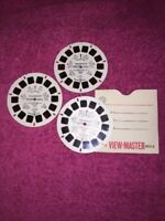 Rare thundercats 1985 21 view master stereo pictures 3 Reels
