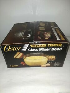 NEW Oster Regency Kitchen Center Replacement Parts Large Mixing bowl (P570)s4d