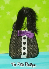 MONSTER HIGH SWEET 1600 CLAWDEEN WOLF DOLL REPLACEMENT TUXEDO STYLE PURSE BAG