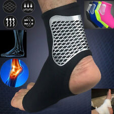 Ankle Sprain Brace Foot Support Bandage Achilles Tendon Strap Guard Protector Ca