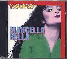 MARCELLA BELLA - Musica piu' - CD RARO 1997 USATO OTTIME CONDIZIONI