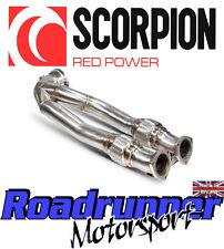 RS3 8 V Scorpion Euro Turbo Bajante De Escape elimina catalizador principal: se adapta a OE