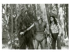 Joe Butcher Ray Young Bigfoot And Wildboy Sid & Marty Krofft 1977 Abc Tv Photo