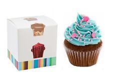 SINGLE CUPCAKE BOX ~ FAIRY CAKE HOLDER ~ MUFFIN POD CASE ~ INDIVIDUAL CUPCAKES