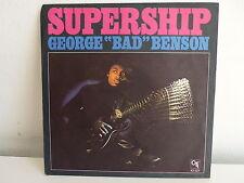 "GEORGE "" BAD "" BENSON Supership 42521"