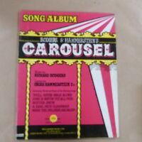 song album CAROUSEL, rodgers & hammerstein