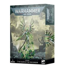 Games Workshop Warhammer 40k - Necron Shard C'Tan of the Nether Dragon