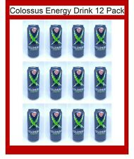Colossus Energy Drink -Freeway Up - 12 x 500ml Pack