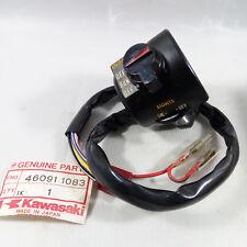 Kawasaki GTO KH110 KH250 Handle Switch RH NOS Genuine Japan P/N 46091-1083