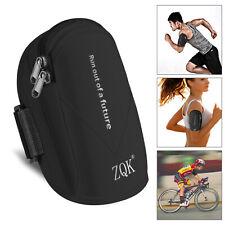 Armband Case Sports Gym Running Exercise Jogging Arm Band Phone Holder Key Bag