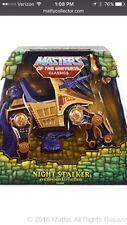 MOTU Classics Masters of the Universe NIGHT STALKER Deluxe Figure MOTUC