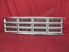 NOS OEM 1986 - 90 Dodge B150 B250 Van Chrome Grille with Rectangular Head Lights
