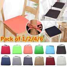 Dining Chair Seat Pad Garden Patio Soft Cushion Mat For Home Indoor Decoration
