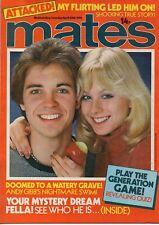 Mates Magazine 29 April 1978 Rich Kids Leif Garrett Martin Gordon of Radio Stars