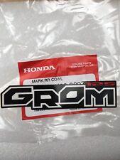Honda MSX125 Grom Monkey Bike Z50 Grom Decal