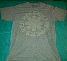 Womens Bravado Red Hot Chilli Peppers Band Graphic Tee Shirt Medium Short Sleeve
