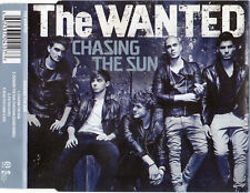 "THE WANTED ""CHASING THE SUN"" ULTRA RARE CD MAXI / EUROPOP"