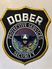 Dober Protective Services Security Patch