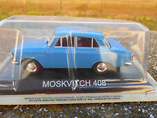 MOSKVITCH 408  - Die cast 1/43 EUROPA DELL'EST