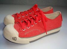 KEEN Coronado Womens Hot Coral Color Sneakers  - SIZE 8 1/2 - New Without Tags