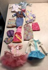 Tagged Barbie Clothes Lot