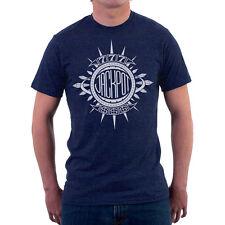 "Men's ""Jackpot"" Graphic T-Shirt – Indigo"