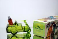Vintage The Avon Open Wild Country After Shave Empty Golf Cart Decanter & Box