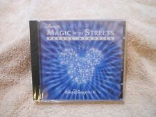 Disney World Magic in the Streets, Parade Memories(CD, 2001) FACTORY SEALED**