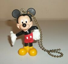 Disney Mickey Mouse Light / Ceiling Fan Chain Pull Cord