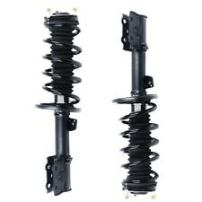 FRONT RIGHT LEFT COMPLETE QUICK STRUT FULL FIT FOR 2014-2016 FORD FIESTA