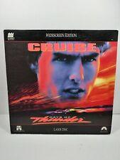 Days of Thunder Laser Disc