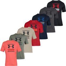 Under Armour 2019 T-shirt à manches courtes pour hommes HeatGear GL Foundation