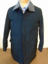 Luciano Barbera Rain Coat Jacket NWT $2495 Euro 46 USA Medium Made in Italy