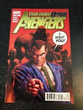 """The New Avengers#18 Incredible Condition 9.2(2011)1st """"Dark"""" Avengers In Title!!"""