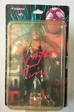 New Japan Pro Wrestling NOAH VADER Autographed Signed Figure WCW WWF WWE NWA