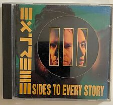 Extreme : III Sides To Every Story CD 1995 A&M Records – 31454 0006 2 VG