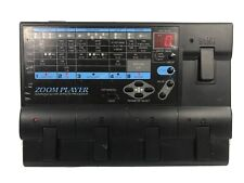 Zoom Player 2020 Guitar Multi Effects Processor