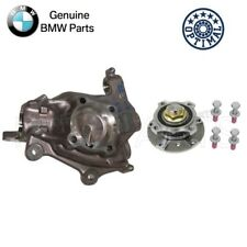 BMW E39 Front Passenger Right Steering Knuckle & Wheel Hub with Bearing & Bolts
