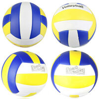 Volleyball Soft Touch Volley Ball Size 5 Outdoor Indoor Beach Gym New